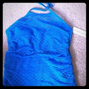 NWT Tankini Swim Top